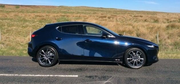 Mazda 3 2 header