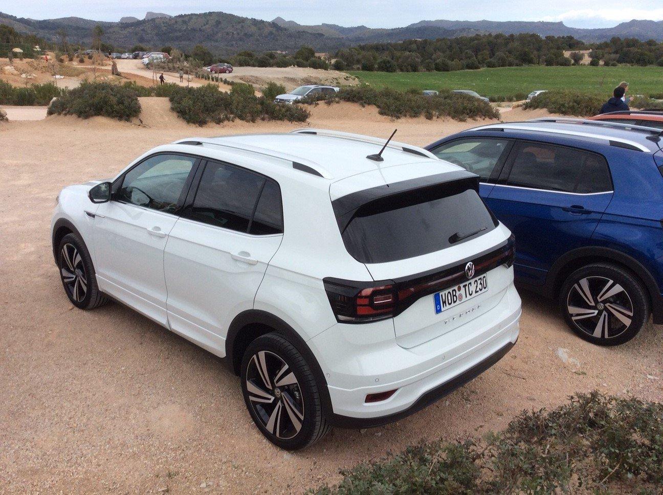 VW T-Cross 5
