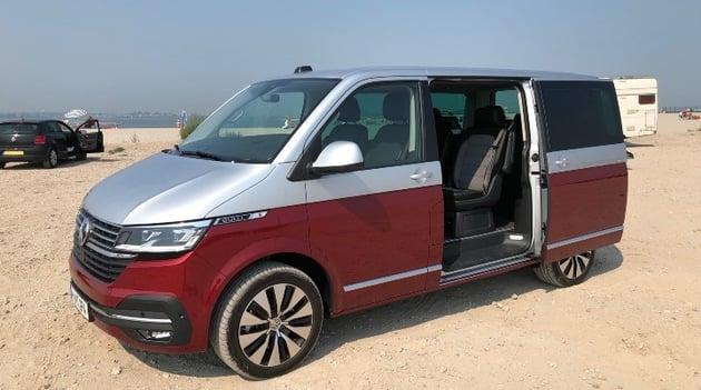 VW T6 header