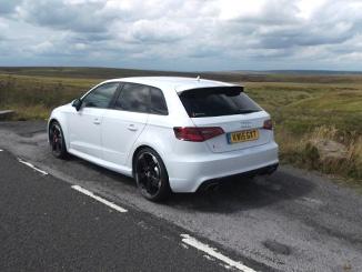 Audi RS 3 Sportback | Extras | cap hpi